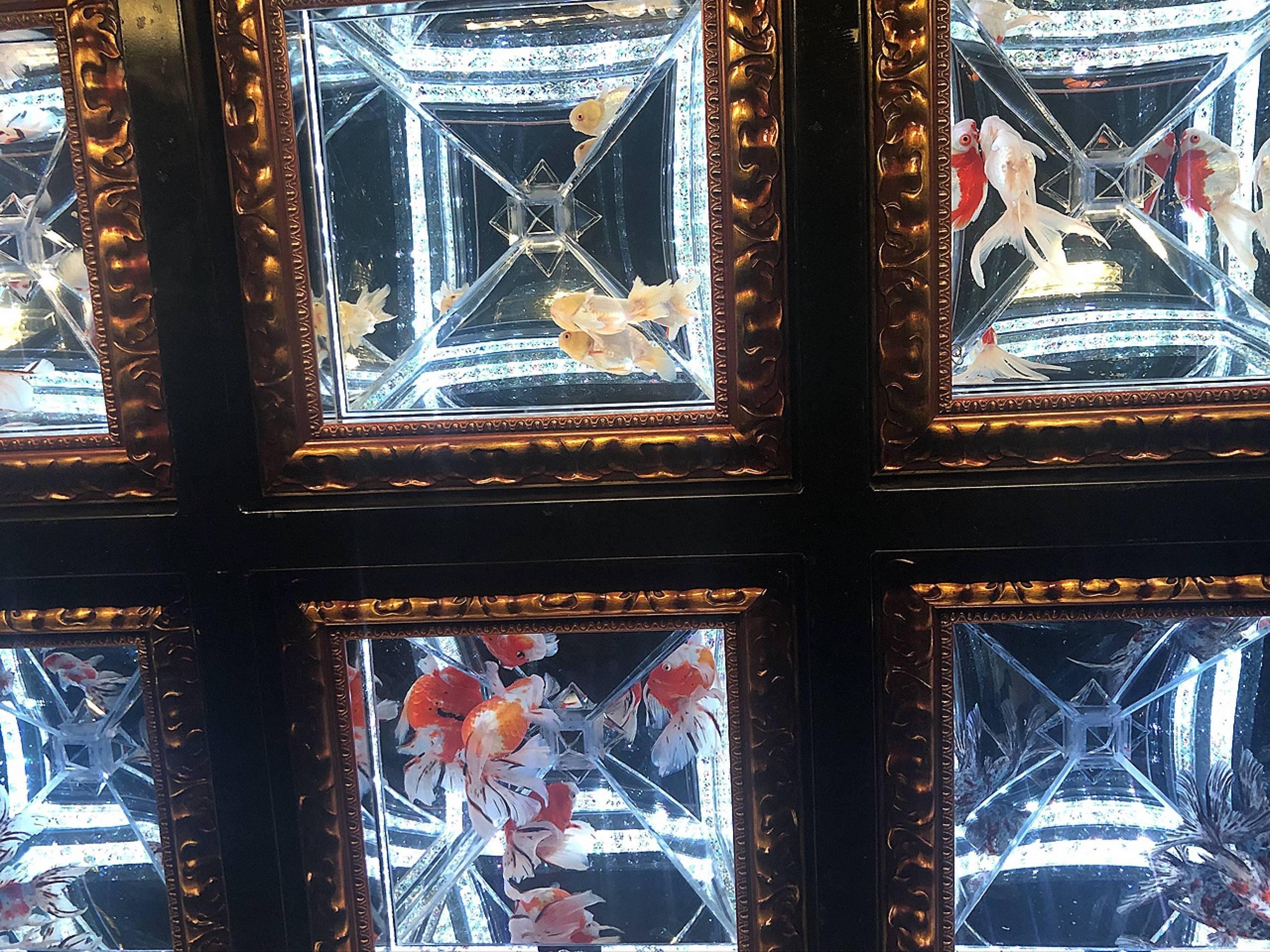 Vol.59♡ 9/24まで!8000匹の金魚がとてもフォトジェニック!【日本橋アートアクアリウム2018】_1_1