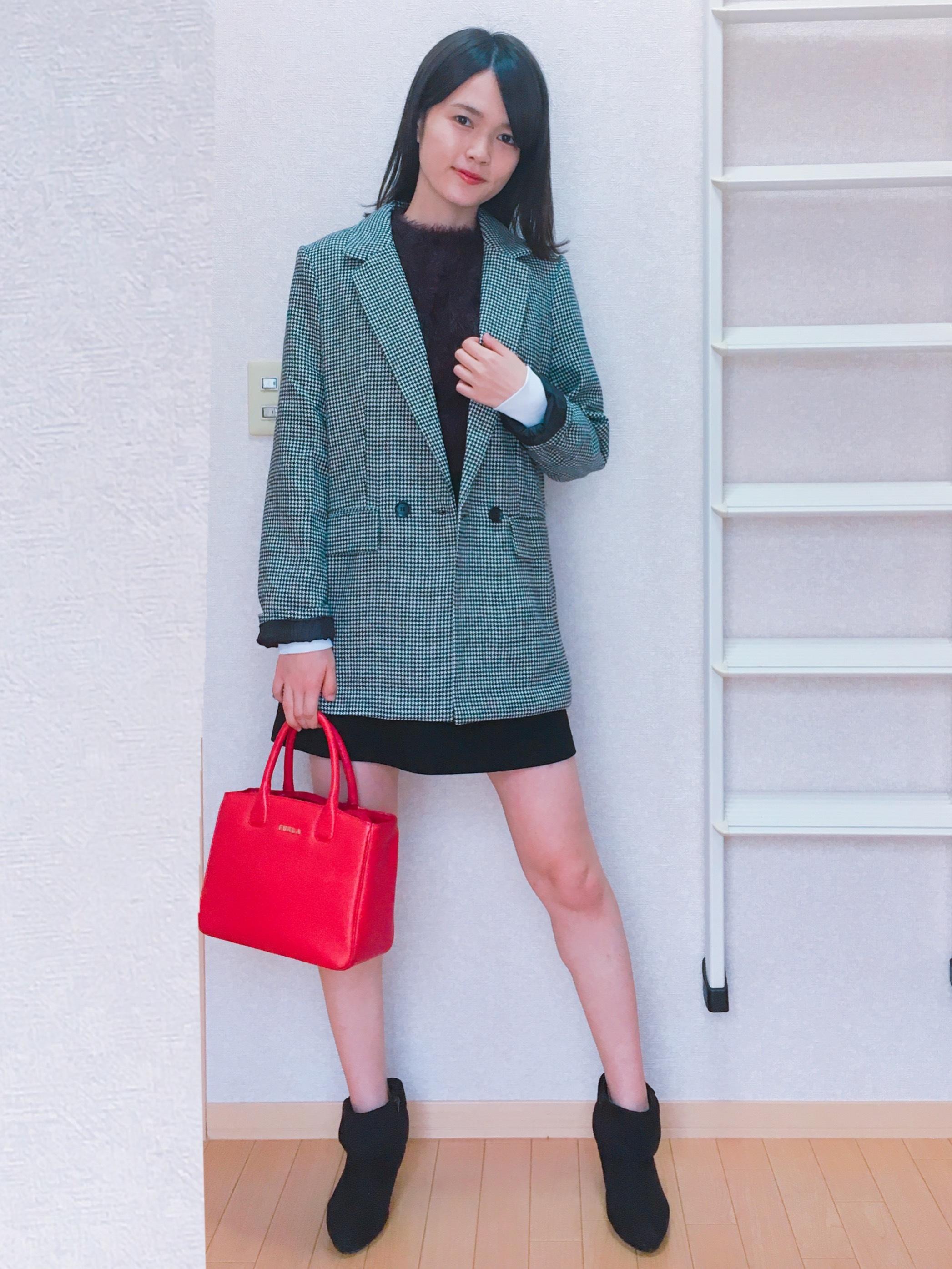 ^o^第36回【服はほぼプチプラ】ジャケットを使ったコーデ3選〜!_1_3