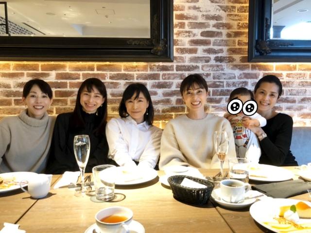marisol美女組の忘年会&友人との会食_1_2