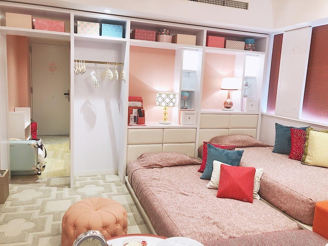【JILL STUART】girly全開なピンクのホテル♥_1_3-2