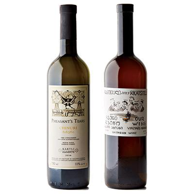 【今回のおつまみに合うお酒】ジョージアワイン1