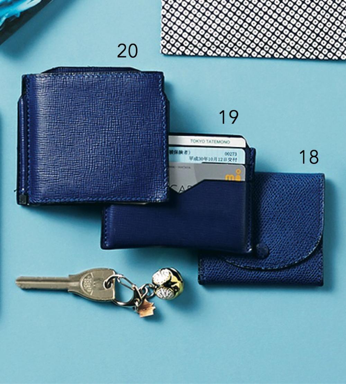 気鋭の書家アーティストのバッグは、ブルーで統一された物語のあるアイテムが美しい!【働く女のバッグの中身】_1_12