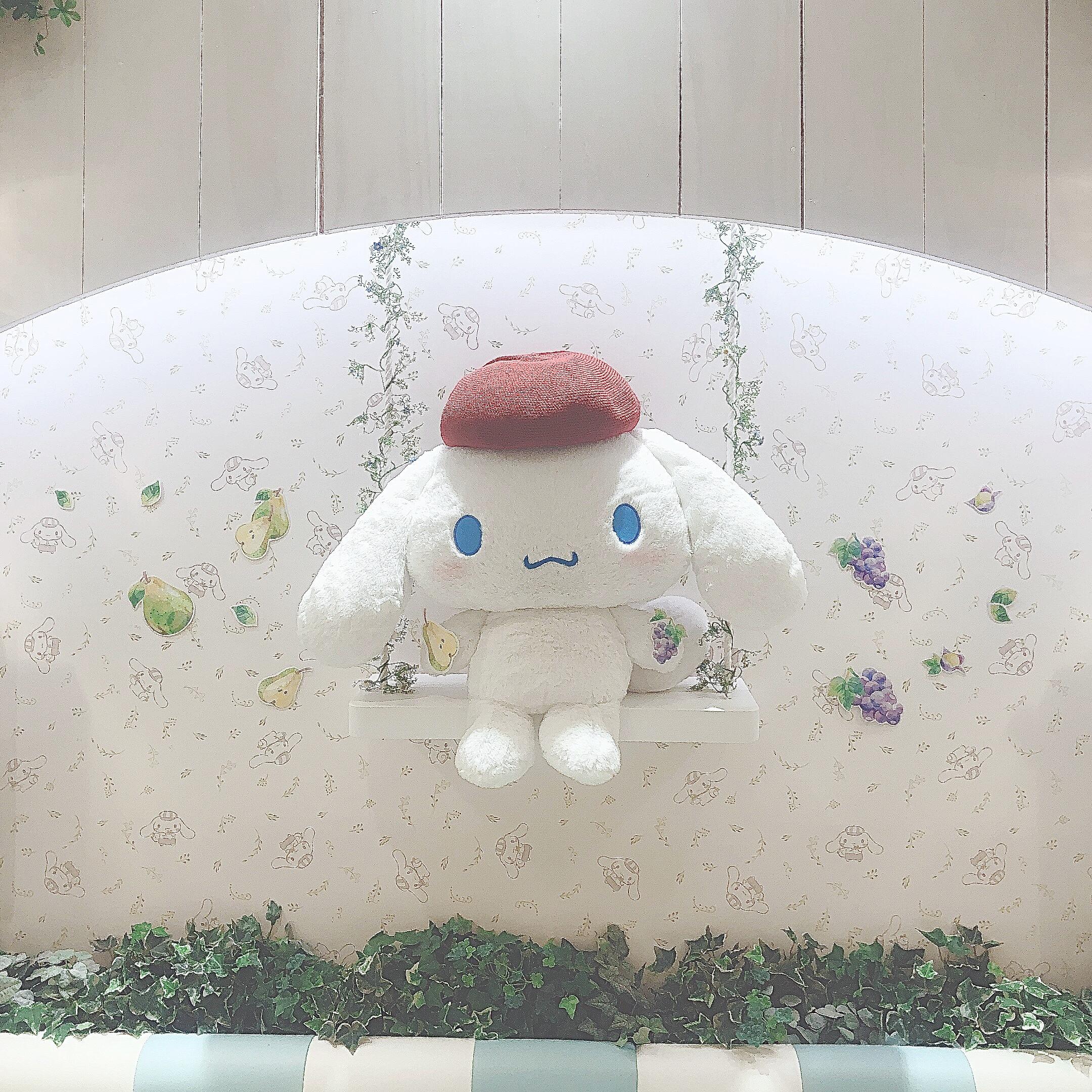 【 Cafe 】かわいいが大渋滞!シナモロールカフェ_1_2-2