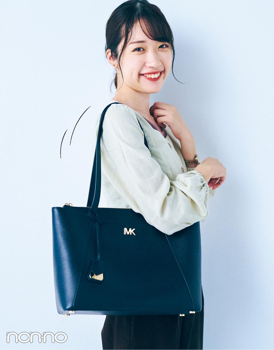 【新しい日常のバッグの中身大調査】四次元ポケット級バッグをもつカフェ店員の場合♡_1_3