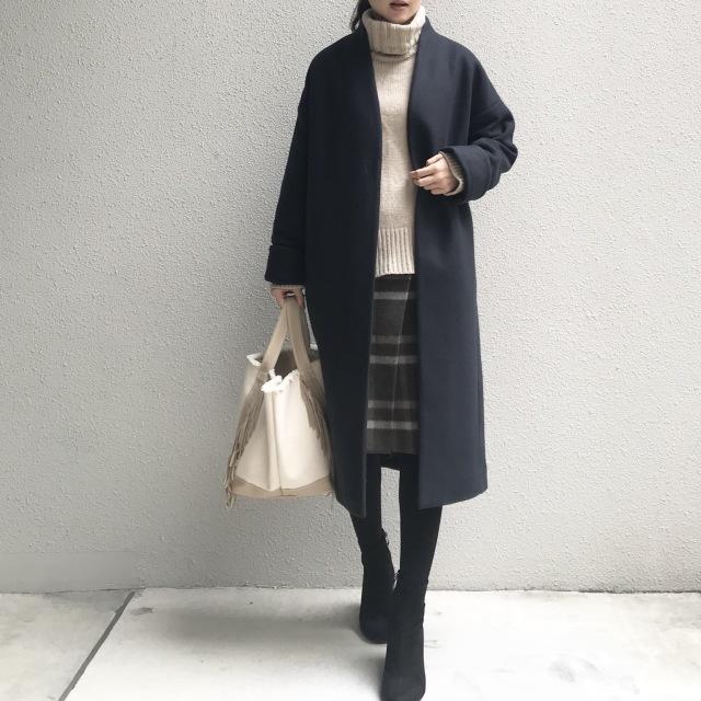 愛用しているニット&スカートで寒い季節のあったかコーデ_1_5