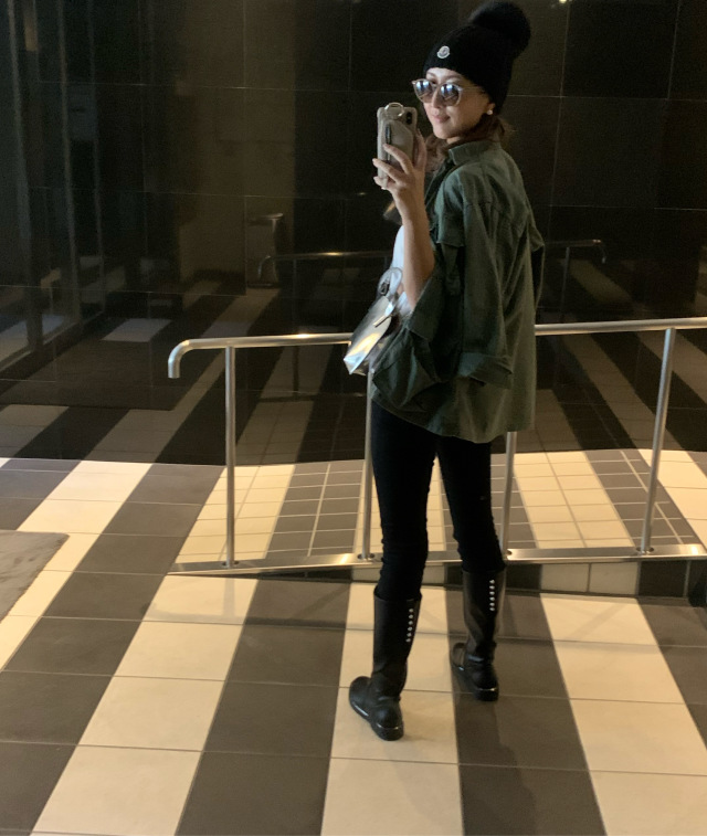 プチプラ可愛い長靴発見❤️_1_1