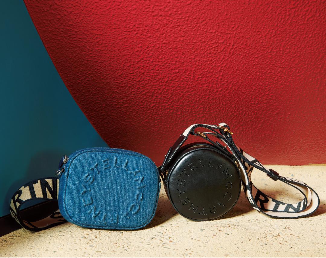 ステラマッカートニーで人気のロゴベルトバッグをゲット!【20歳からの名品】_1_2