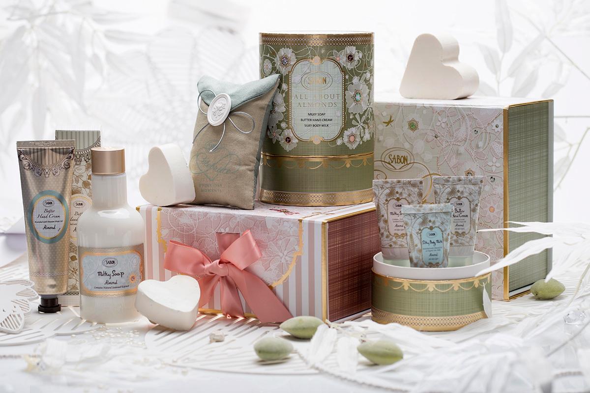 母の日の特別な「SABON」。アーモンドの香り漂う限定商品が発売_1_1