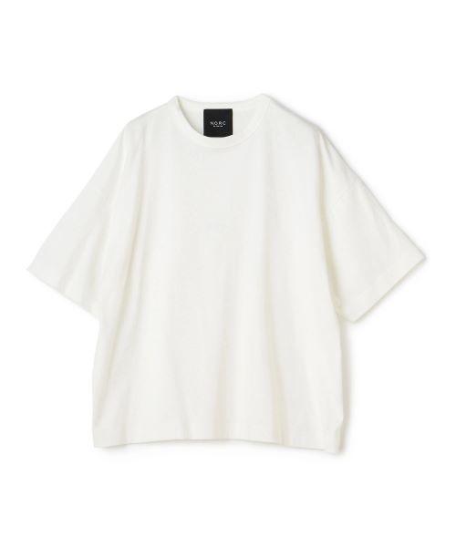 N.O.R.C by the line マルチファンクションTシャツ ¥6,499