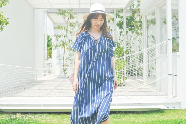 【さかぽんの冒険】初夏のお台場 あじさい散策_1_4