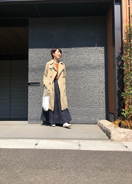 tops:urbanresearch/coat:drawer/shoes:jcrew/bag:ludrow