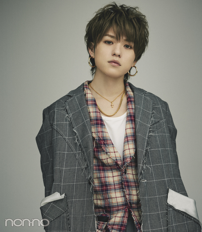 AAAの末吉秀太さんにファッション&恋のことを聞いてみた!_1_2-2