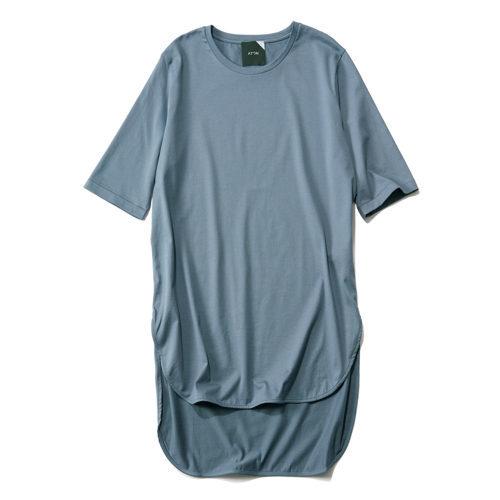 ブランドを代表するアイコン的存在の名品!「ATON」ラウンドヘムTシャツで夏スタイルを格上げ_1_2
