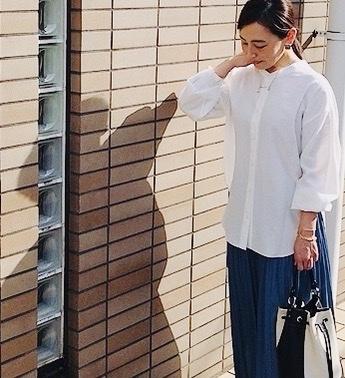 『lelill』のシャツから離れられないっ☆2021A/W展示会レポ_1_6-1