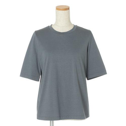 E by éclat 大人五分袖Tシャツ
