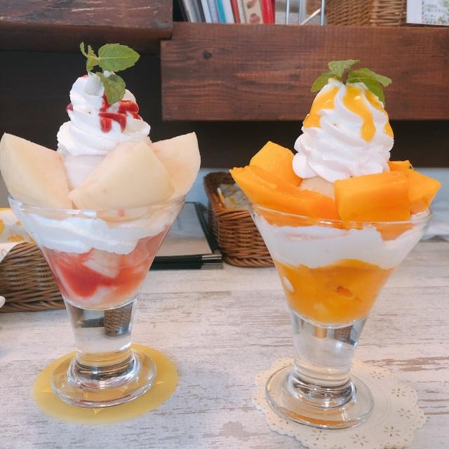 可愛いホットケーキとフルーツのお店_1_2-3