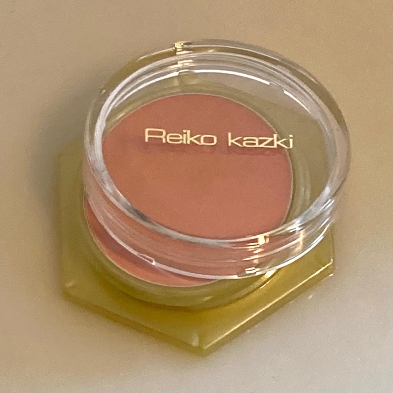 Reiko Kazki のカバーリングファンデーション オレンジ