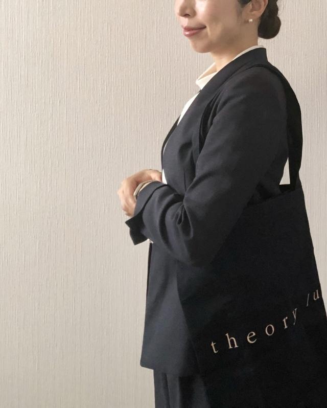 マリソル10月号付録 「マリソル×theory luxe メガサブトートバッグ」を読者ブロガー美女組はこう使う!_1_1