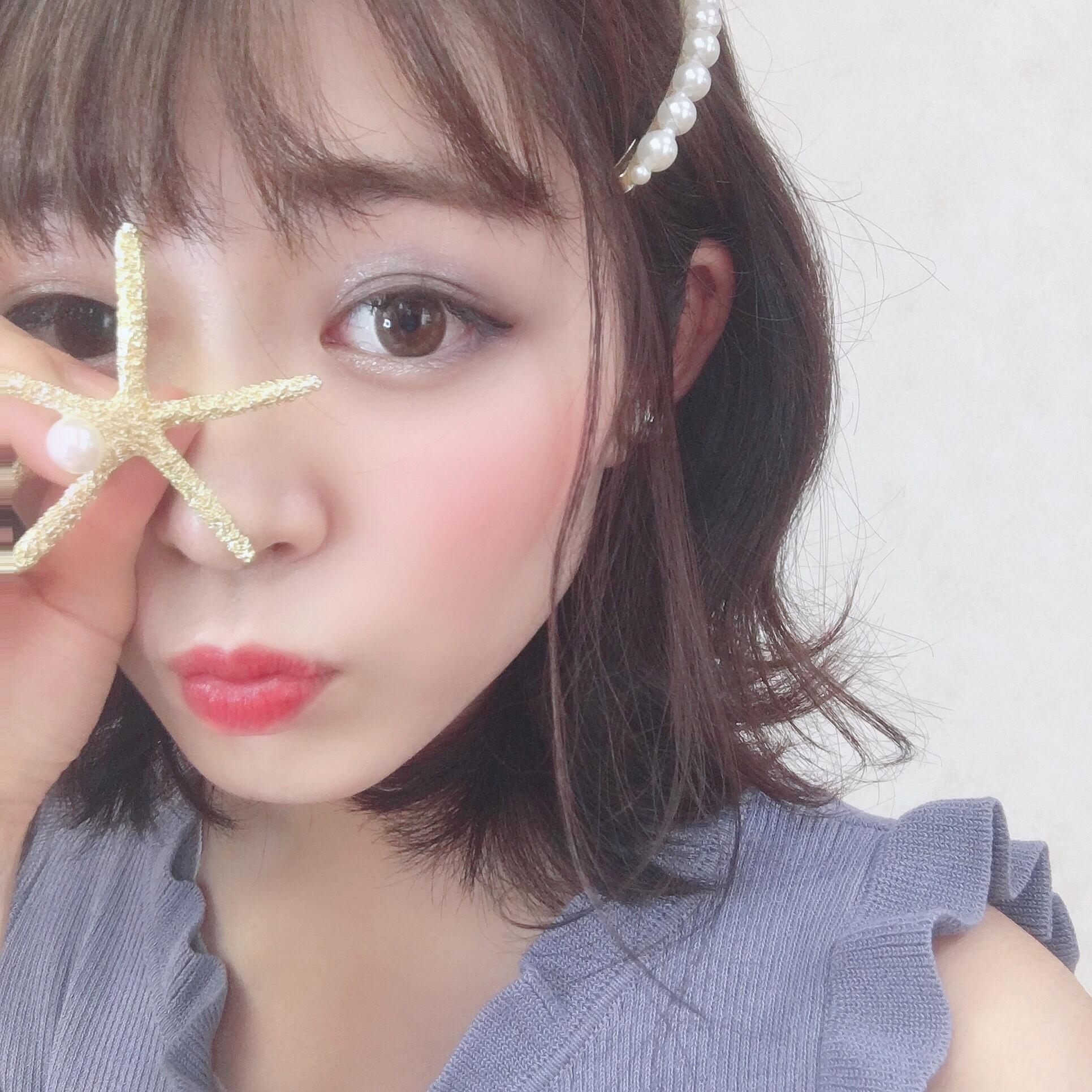 【プチプラ☆】マーメイドメイクが夏っぽい❤︎_1_2