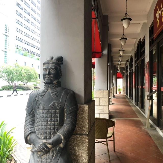 弾丸出張最終章は安定のシンガポールで_1_1-1