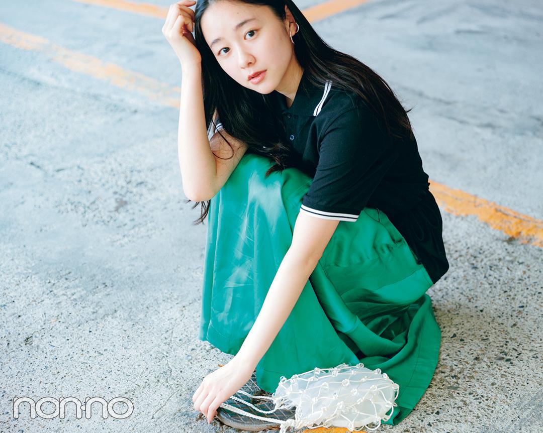 話題の#ほったさんの私服、見せて!vol.1 【ノンノモデルの夏私服:堀田真由】_1_4
