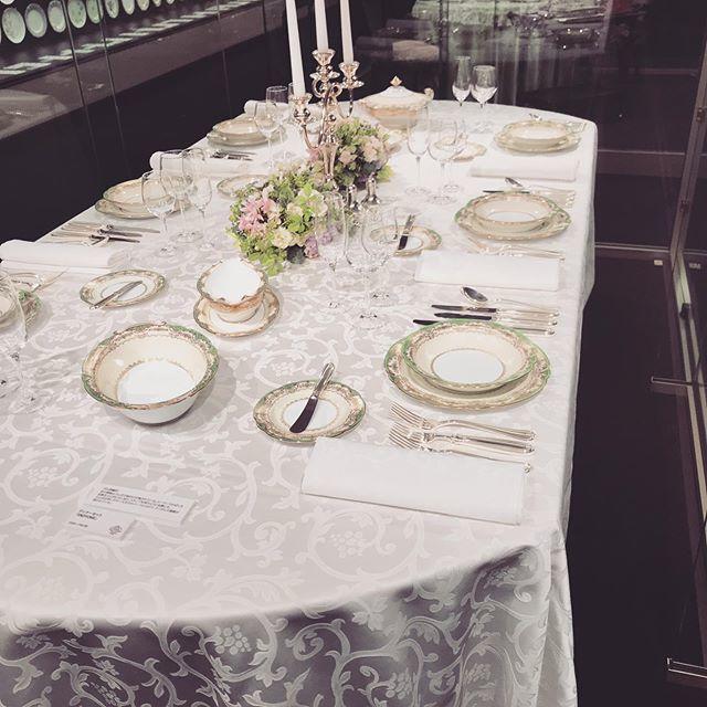 名古屋ノリタケの森ミュージアムで華麗なる「オールドノリタケの世界」に触れる。美しい食器で豊かな食卓を。_1_3