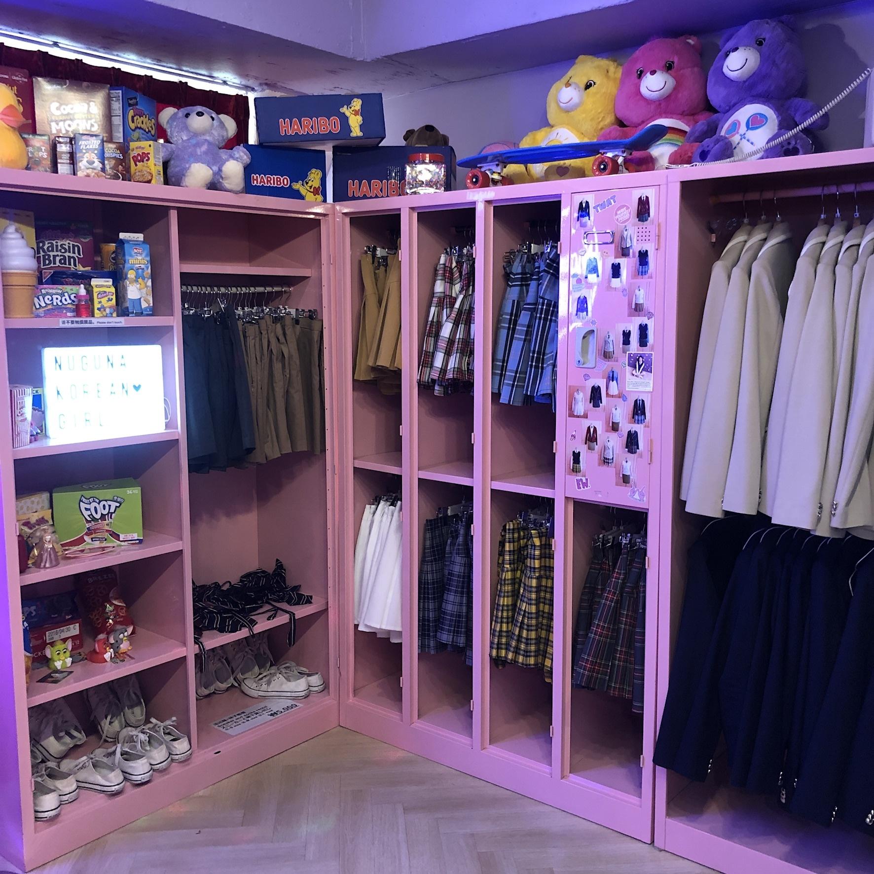 Vol.73♡ 世界初!可愛すぎる韓国制服レンタル店♡【NUGUNA School Uniform】_1_2-2