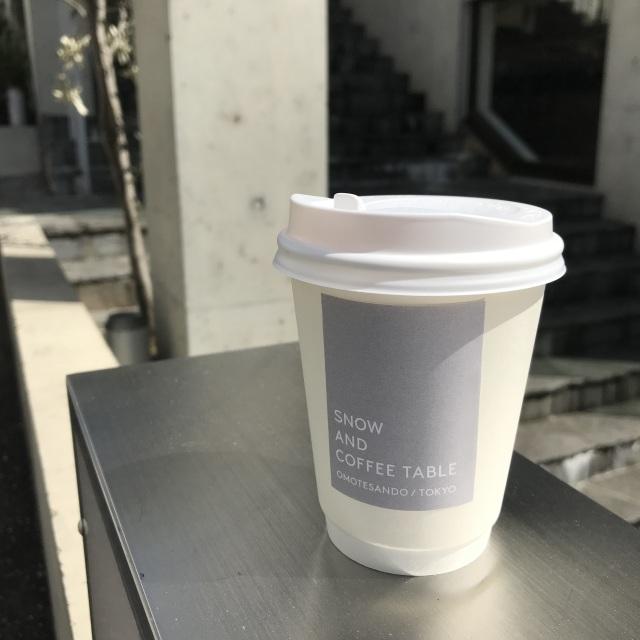 表参道裏路地にオープンした穴場カフェ【SNOW & COFFEE TABLE】_1_2
