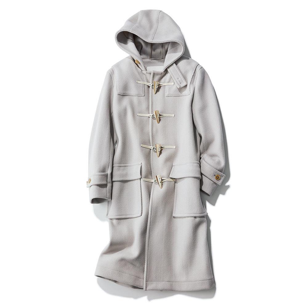 今年の冬は改めてダッフルコートが着たい人が続々!大人は「淡色」が狙い目_1_1-3