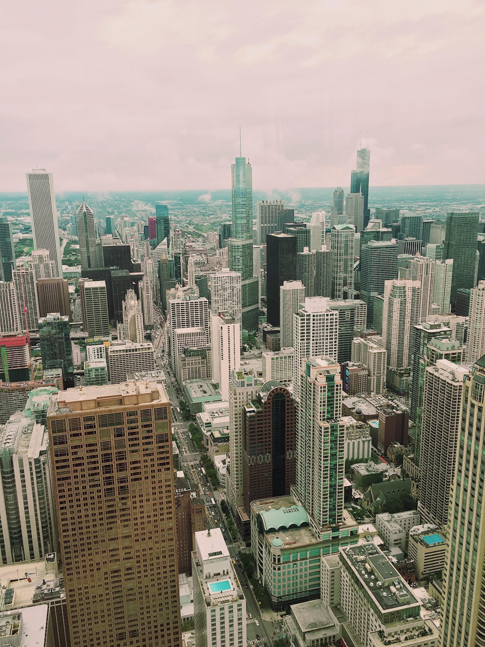Chicago滞在。_1_1