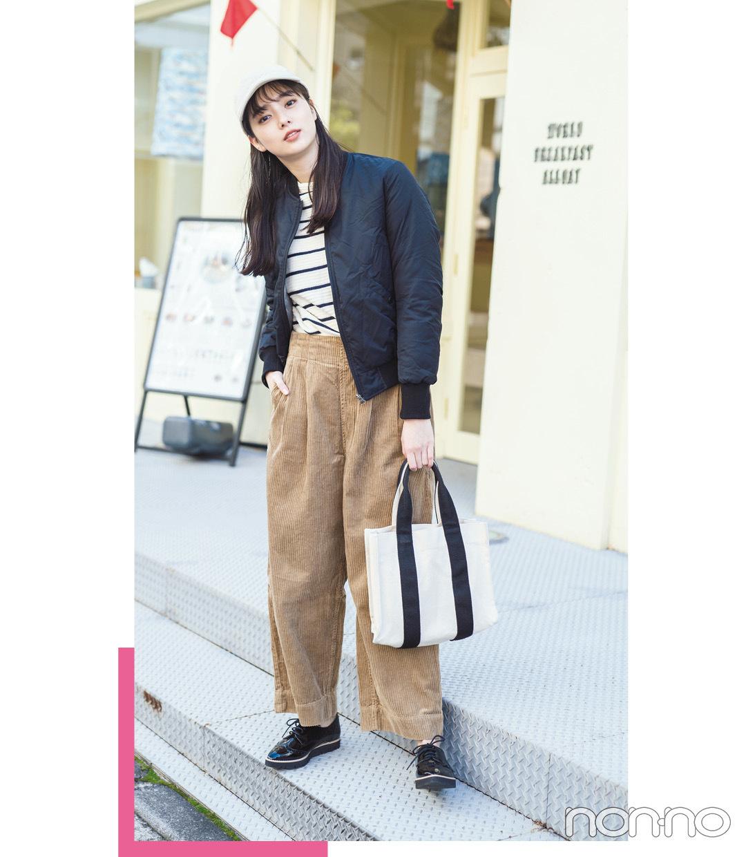 新川優愛のカジュアル私服&きれいめ私服をチェック!【モデルの私服】_1_5