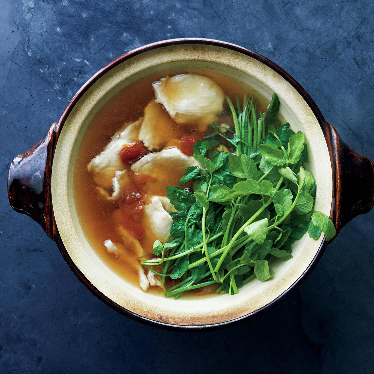 料理家・堤人美さんが提案! 冬野菜が美味しい鍋レシピ 五選_1_1-3