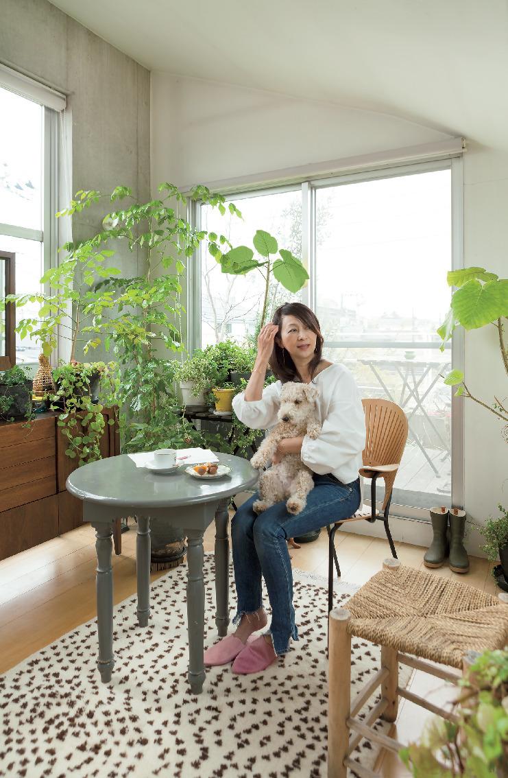 日々の生活を心地よく過ごすための室内グリーンの飾り方 五選_2_3-2