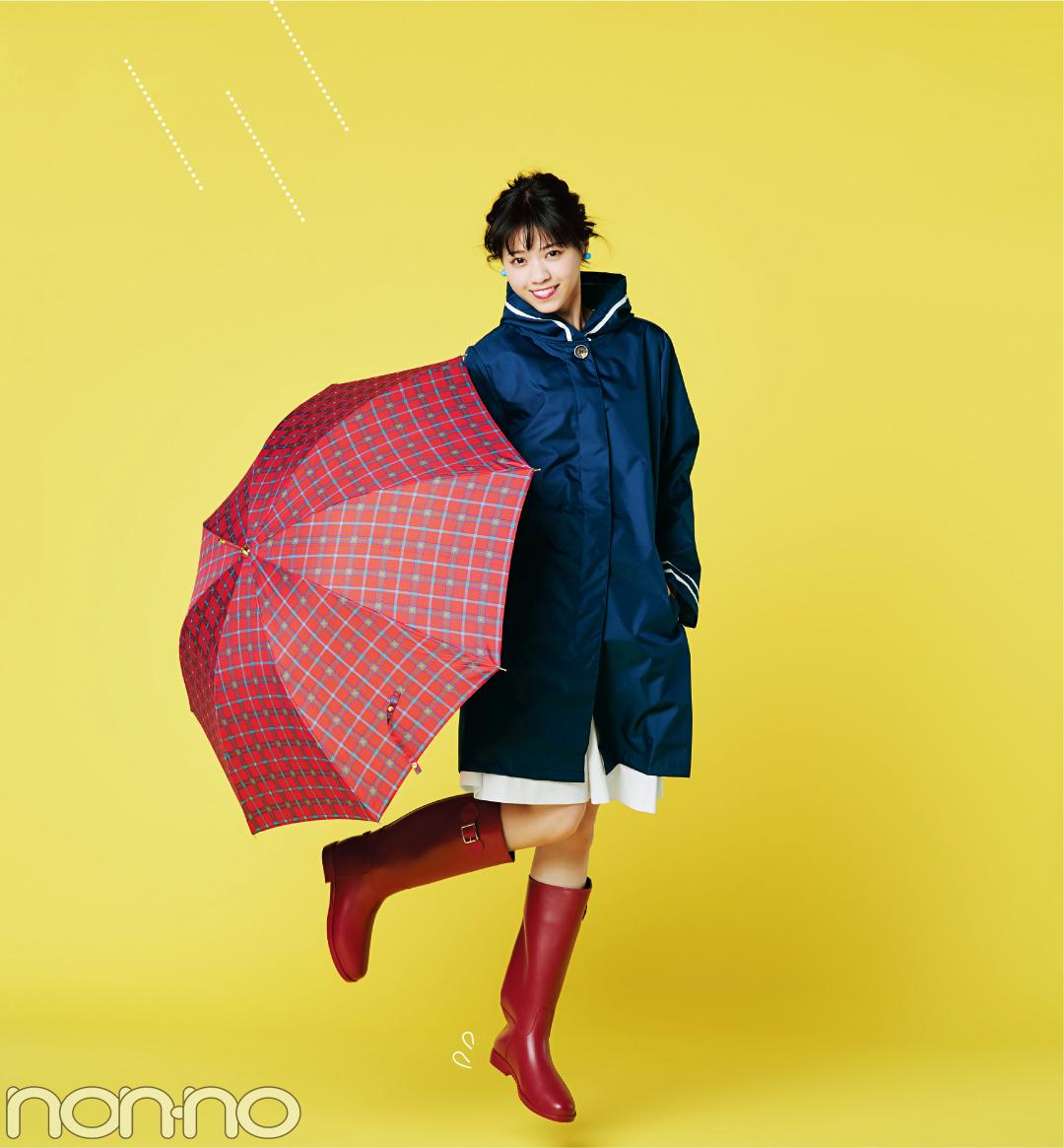 気分がアガる優秀カサ&新作レインブーツ・シューズで、雨の日が楽しくなる!_1_1