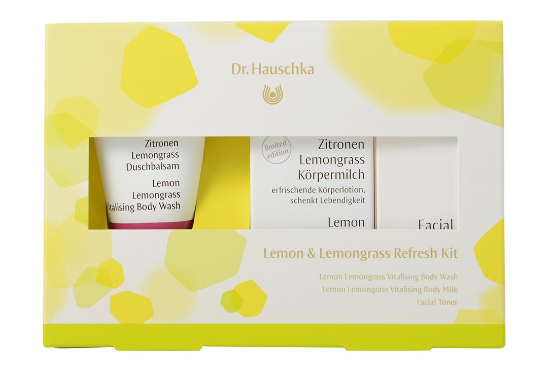 Dr.ハウシュカ レモンとレモングラスのリフレッシュキット