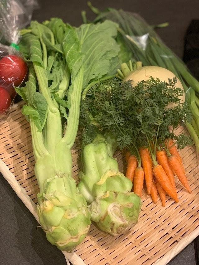 デュアルライフのおうちごはん   〜 直売野菜たちと、からだ想いの家中華〜_1_3
