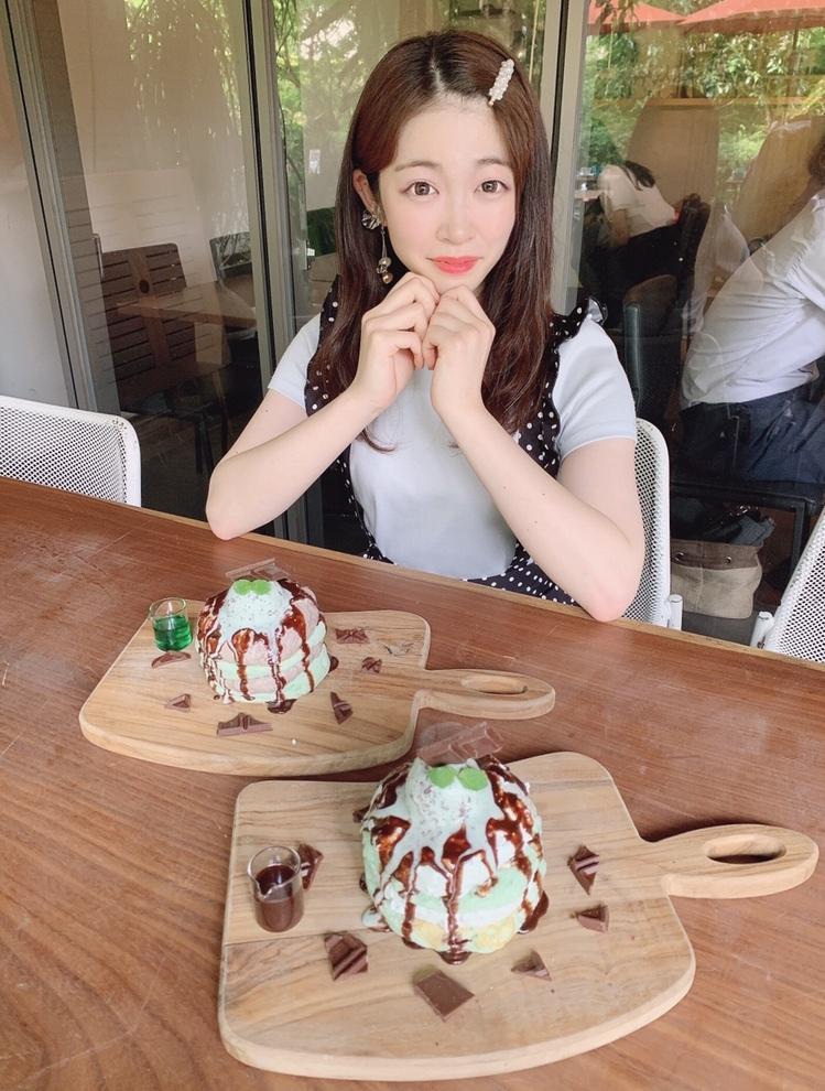 【チョコミン党必見★】512cafe&grillのパンケーキが美味しすぎ♡_1_5