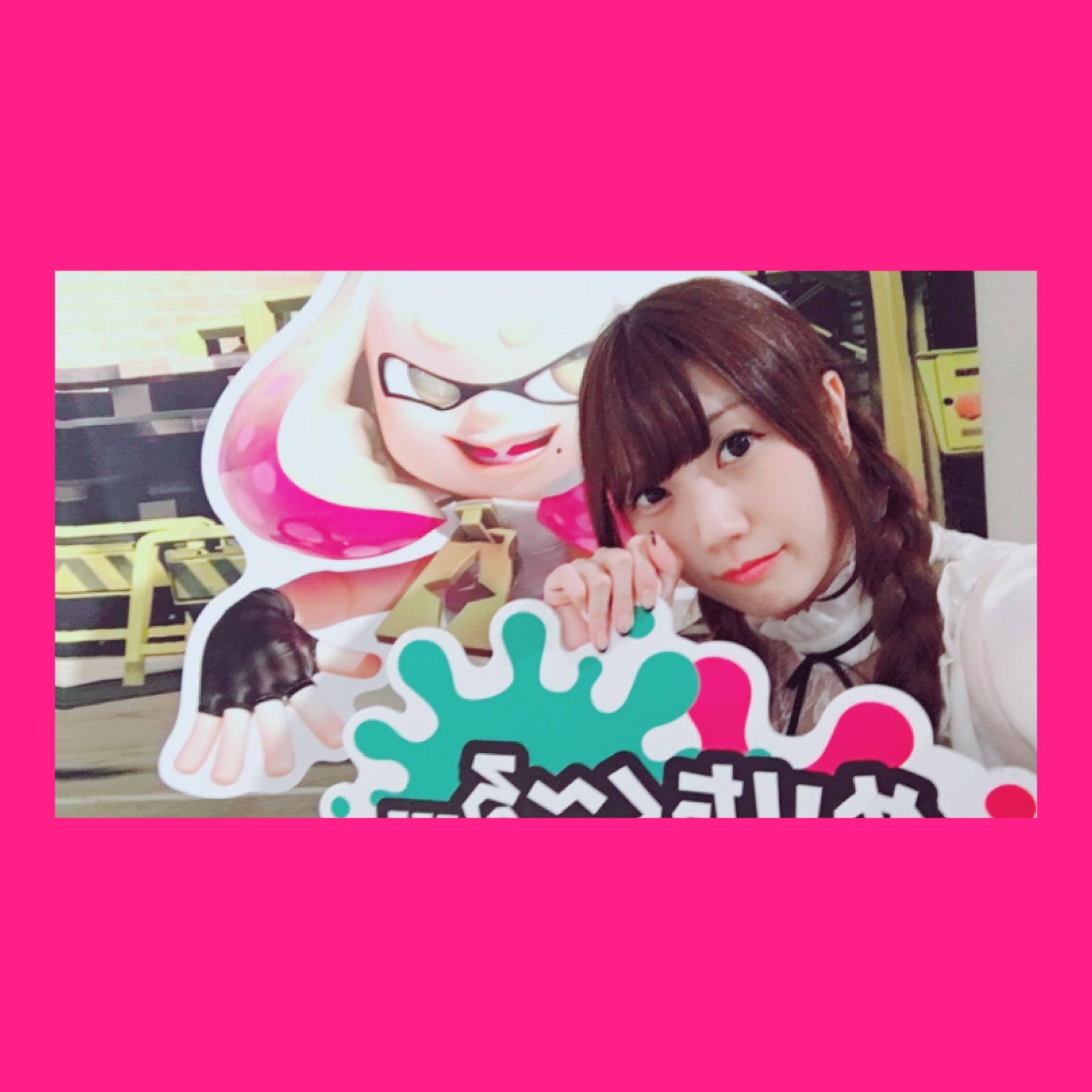 【Splatoon展】Shibuyaタワレコに行ってきました♡_1_4-2