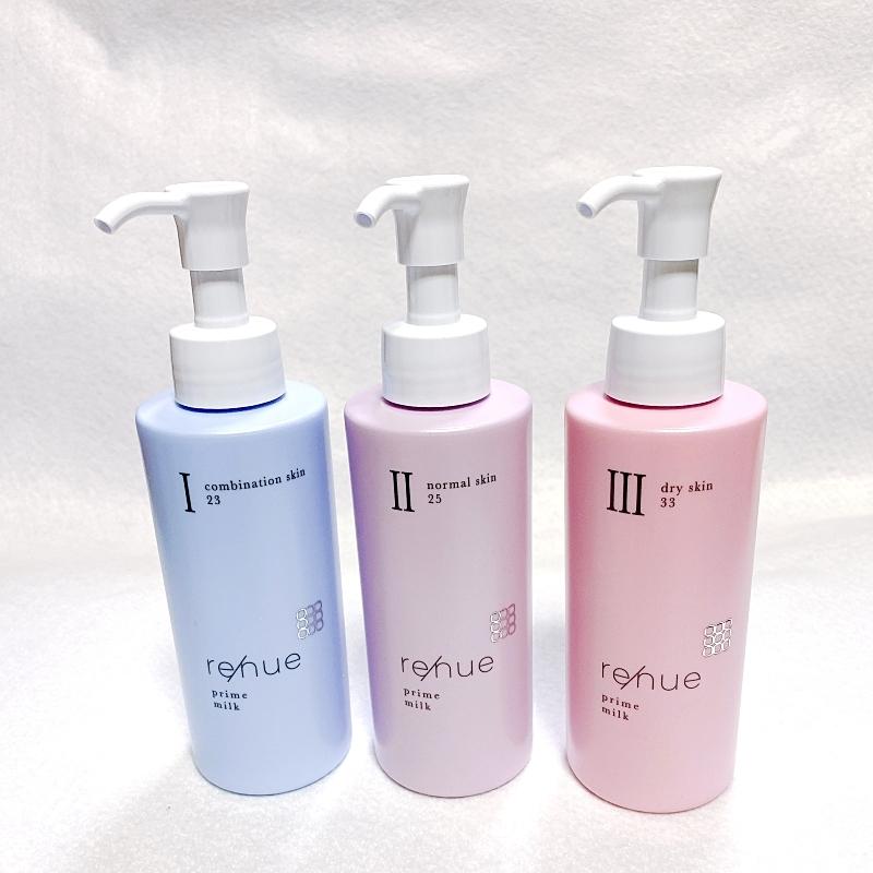 ナリス化粧品のリニューは乳液タイプのオールインワン