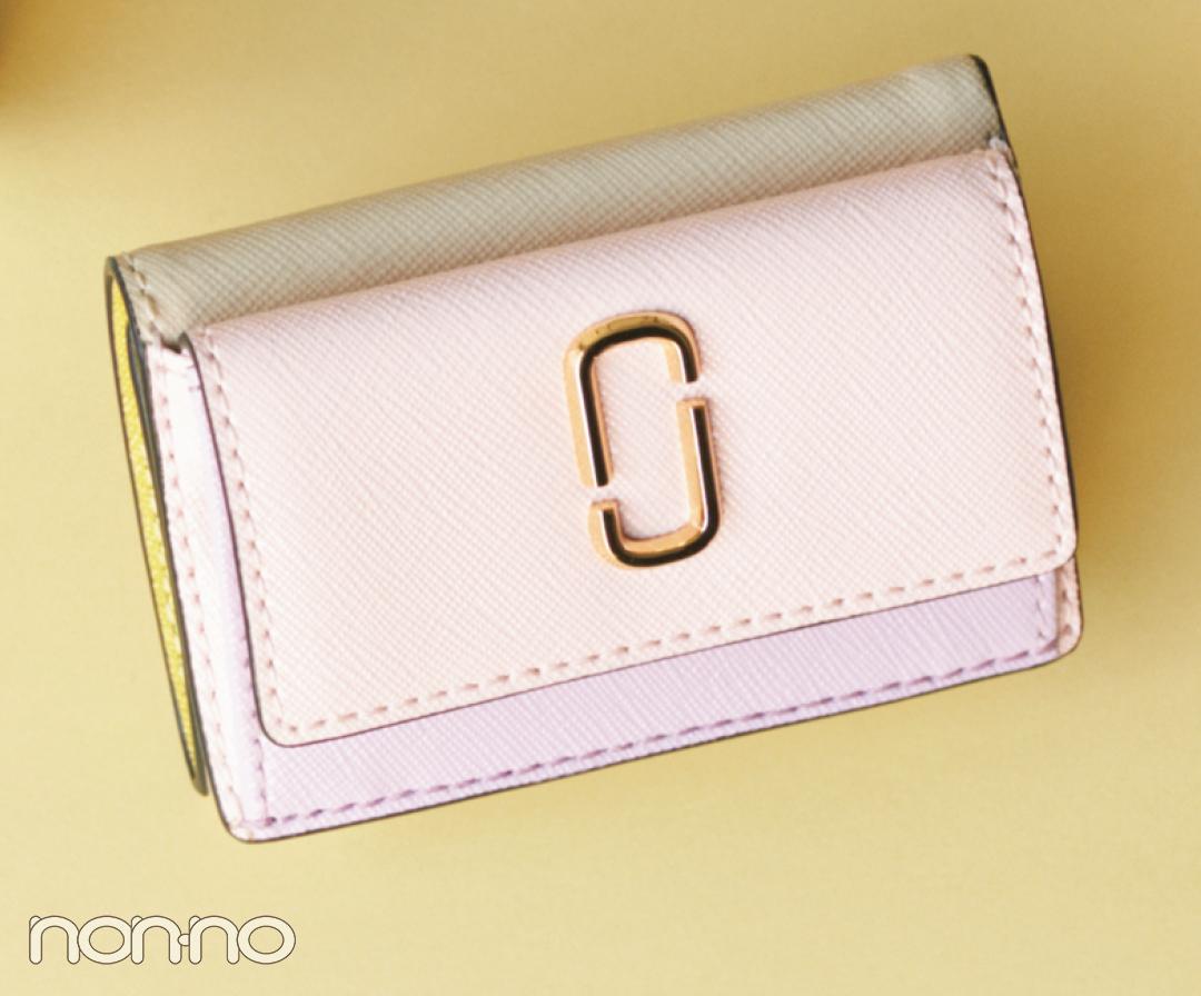 大本命★マークジェイコブスの「ダブルJ」つきミニ財布【20歳からの名品】_1_3-1