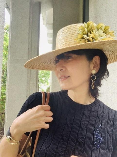jマダムのお帽子Style♪_1_2