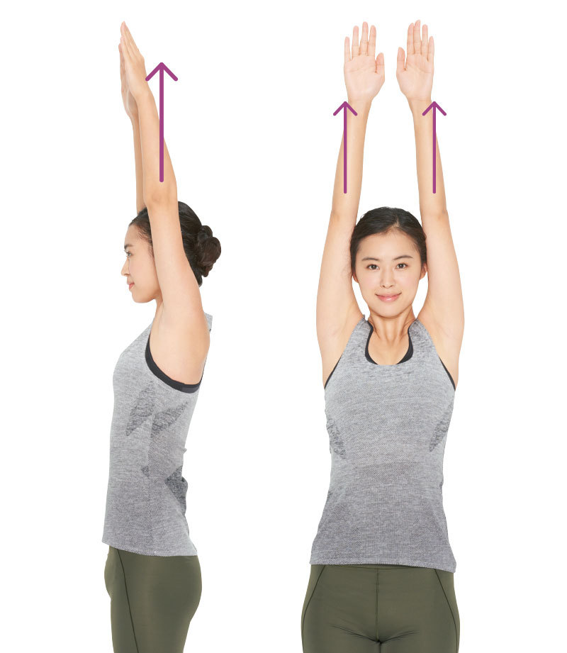 """基本の3ステップ""""肩甲骨はがし""""で、ガチガチ肩甲骨を柔軟に【キレイになる活】_2_1-1"""