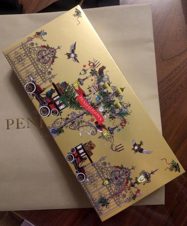 ペンハリガンのクリスマスコフレ!_1_1