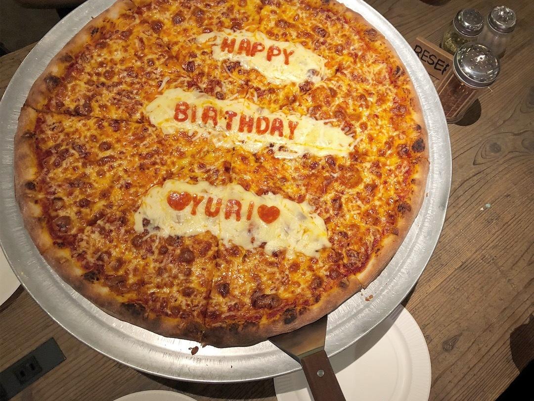 店内も食べ物もアメリカン★サプライズは是非pizzasliceで★_1_4