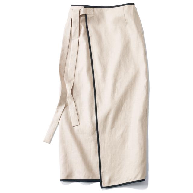 デミルクス ビームスのスカート