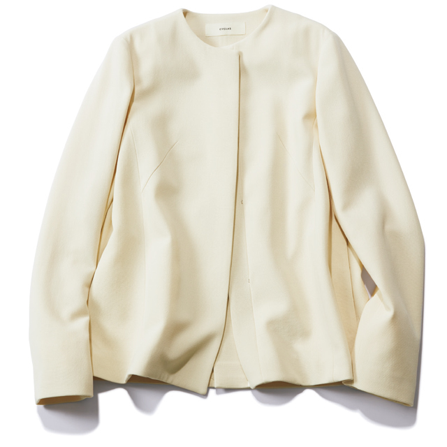 ジャケット¥141,900/ユア サンクチュアリ(シクラス)