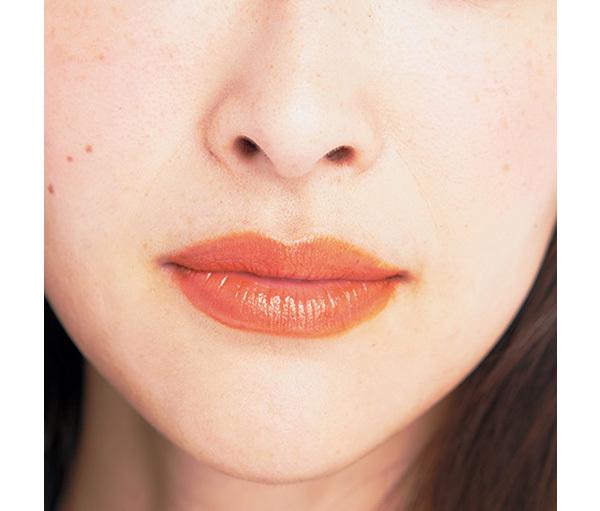 夏オレンジの進化形〝柿色〞で 一段上の女っぷり®_1_3-1