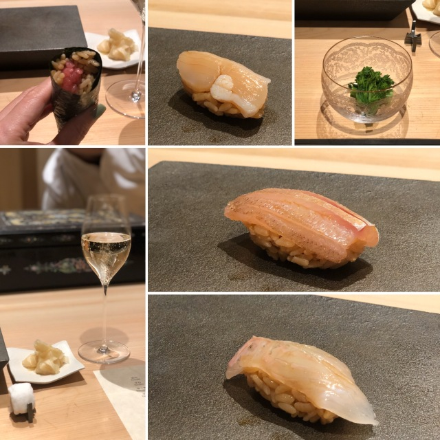 オトナ女子の新年会は銀座でお寿司!_1_3