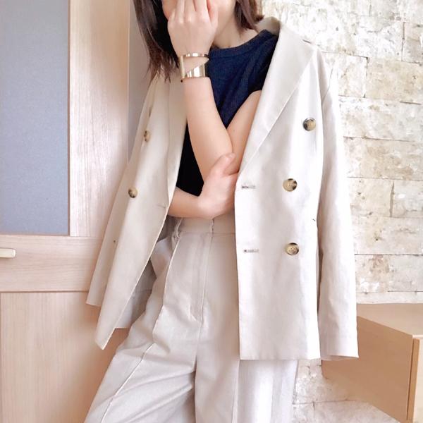 今夏のマスト買い!1万円台で無敵のジャケパンコーデ