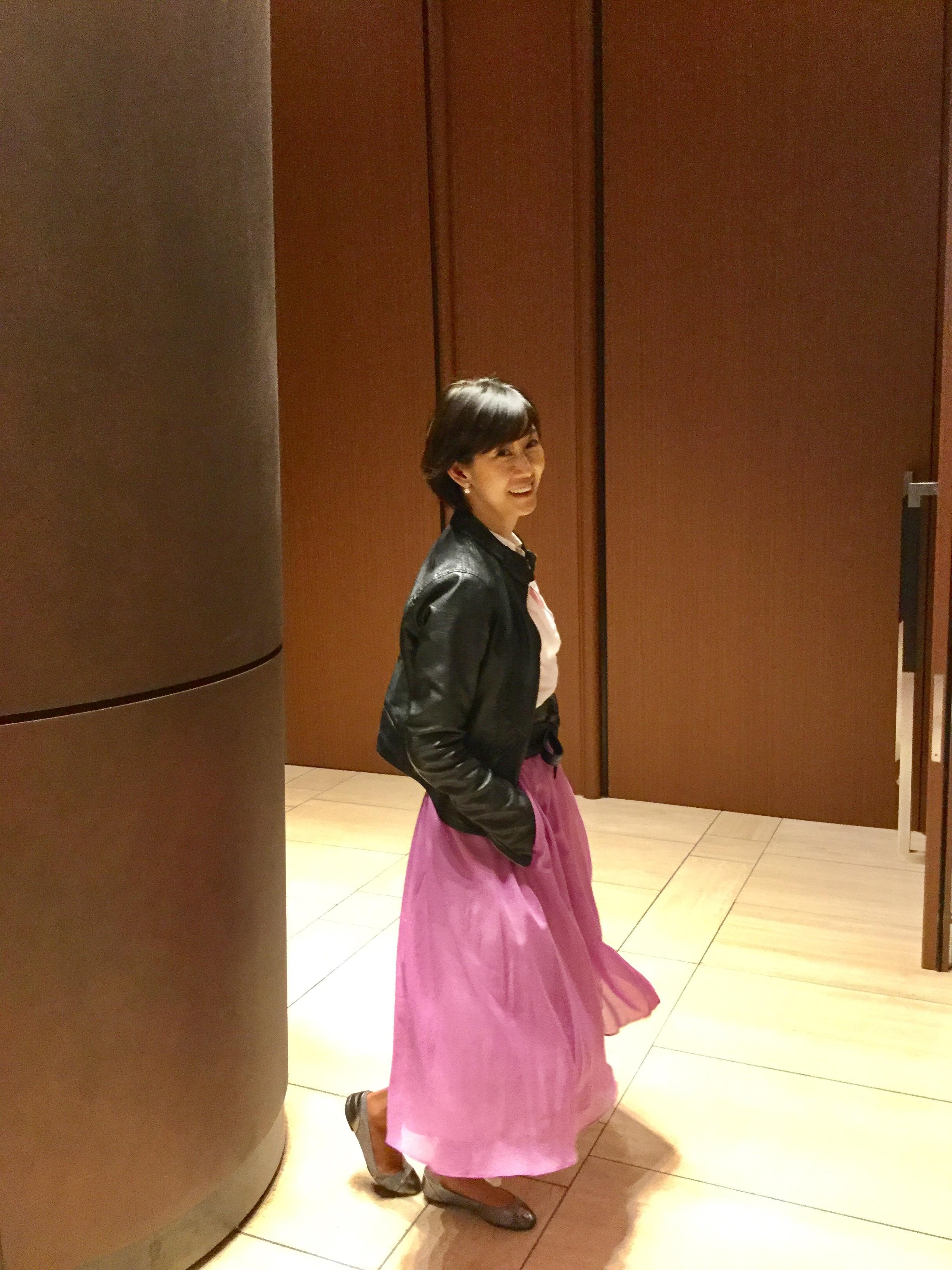 新しいスカートでクラッシックコンサートへお出かけ_1_1